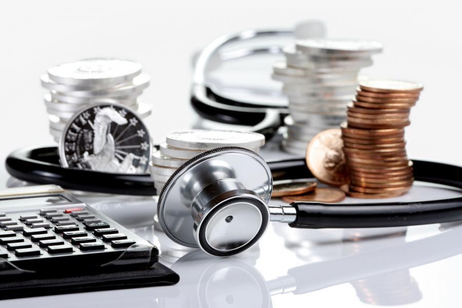Szpital, podatki