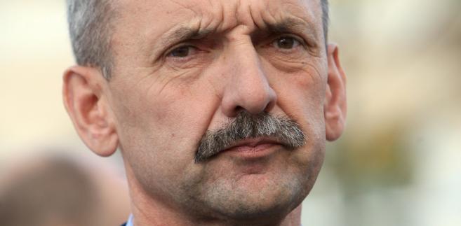 Sławomir Broniarz, prezes Związku Nauczycielstwa Polskiego od 1998 roku