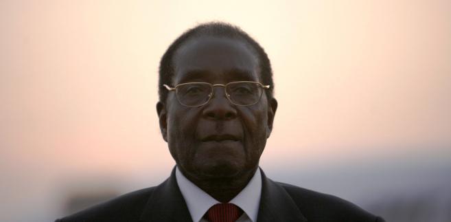 Przyczyną puczu jest walka o schedę po starzejącym się dyktatorze Robercie Mugabe