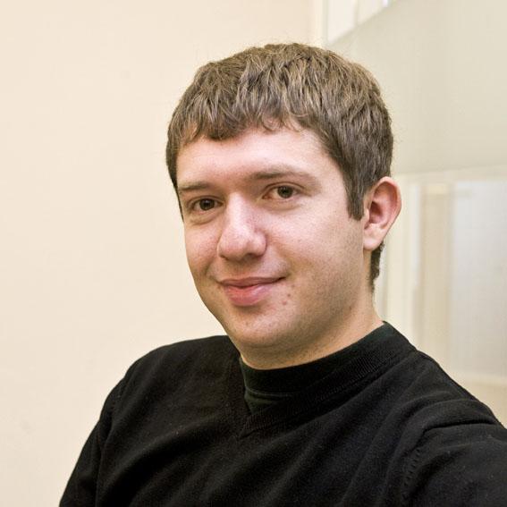 Michał Potocki,  z-ca szefa Dziennika