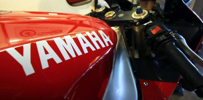 Motocykl Yamaha