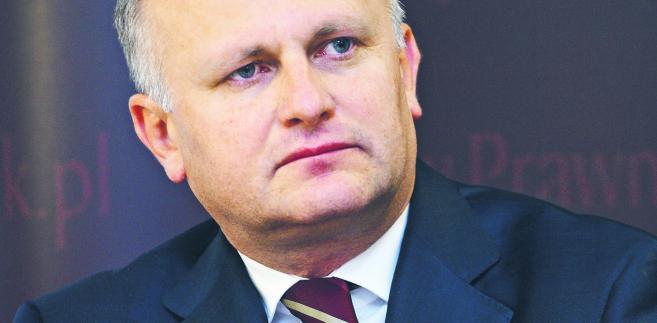 Andrzej Michałowski adwokat, Kancelaria Michałowski Stefański / fot. Wojtek Górski