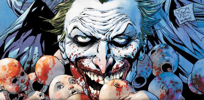 """""""Batman: Detective Comics: Oblicza śmierci"""""""