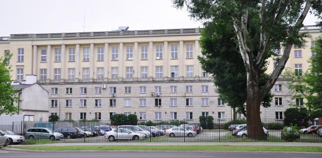 Ministerstwo Spraw Wewnętrznych. Fot. Wistula