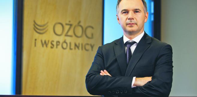 Ireneusz Krawczyk, radca prawny, partner w Kancelarii Ożóg i Wspólnicy.