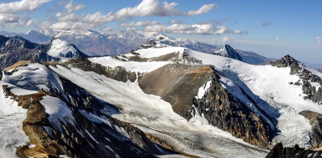 Góry Andy, Argentyna