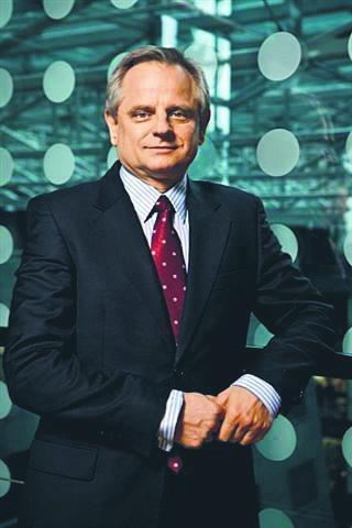 Krzysztof Kalicki prezes zarządu połączonego Deutsche Bank w Polsce