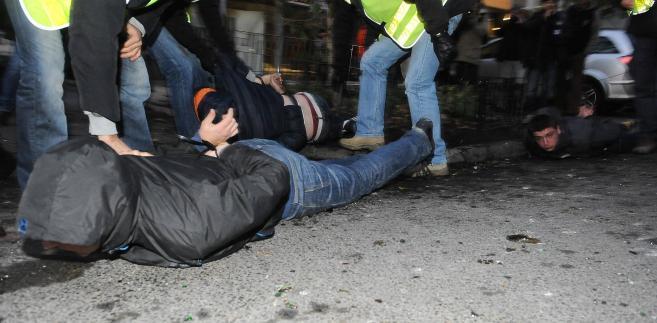 Narodowcy zatrzymani przez policję