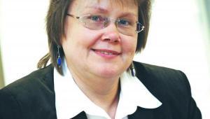Ewa Orkwiszewska z departamentu obsługi klientów Centrali ZUS