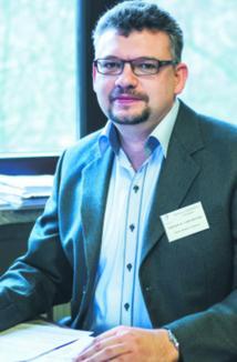 Sebastian Chechliński, starszy komisarz skarbowy, referat czynności sprawdzających w Pierwszym Urzędzie Skarbowym w Poznaniu