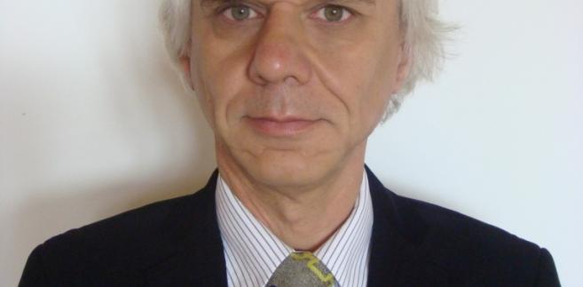 Maciej Strączyński, prezes SSP ''Iustitia''