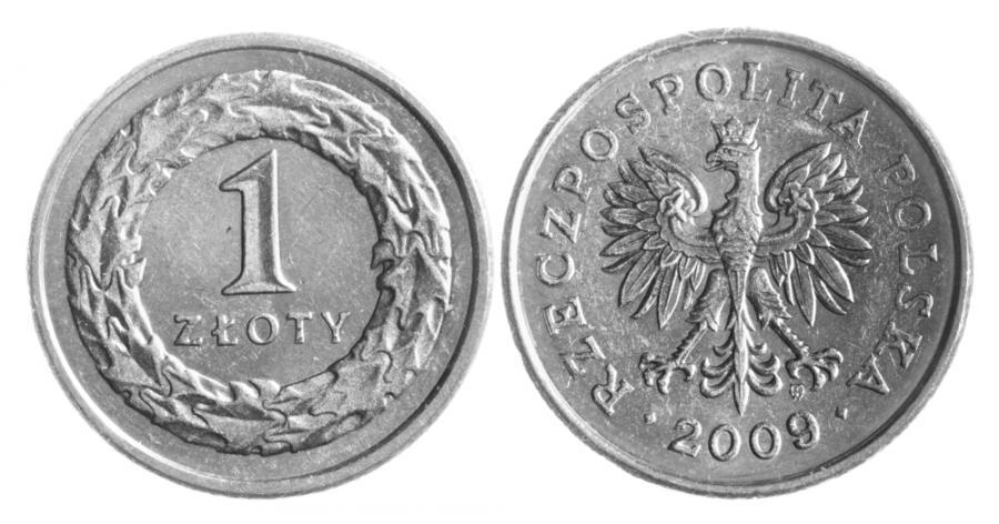 złotówka, waluta