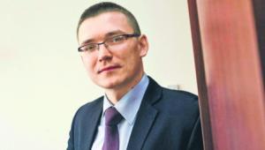 Michał Tomasiak, prawnik w kancelarii Rachelski i Wspólnicy w Warszawie