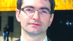 Dariusz Winek główny ekonomista Banku BGŻ