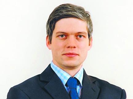 Przemysław Zysk, radca prawny w kancelarii Sołtysiński, Kawecki & Szlęzak.