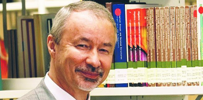 Prof. Wiesław Banyś, rektor Uniwersytetu Śląskiego, przewodniczący Konferencji Rektorów Akademickich Szkół Polskich