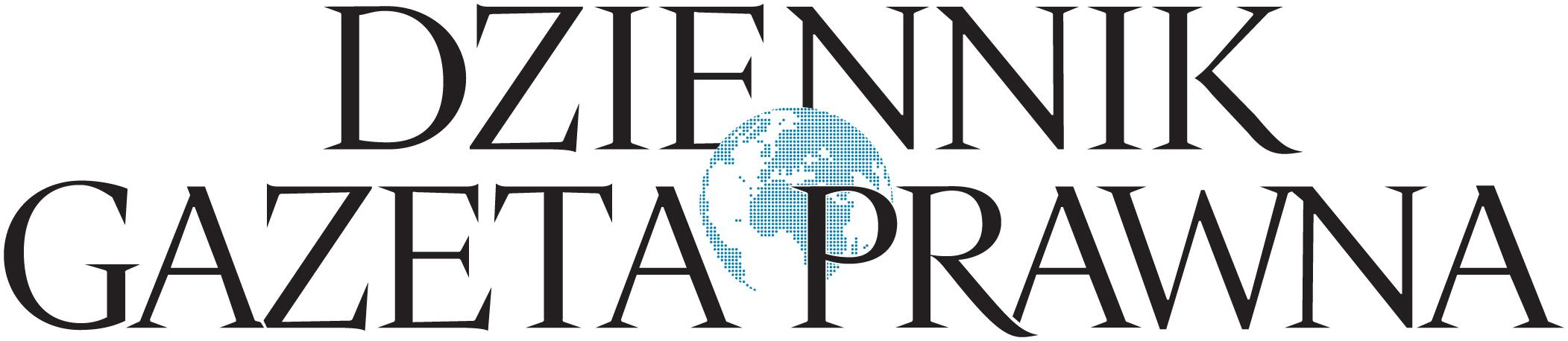 Znalezione obrazy dla zapytania logo dziennik gazeta prawna
