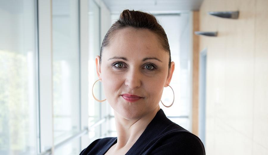 Dominika Sikora / fot. Wojtek Górski