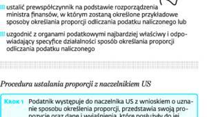 Prewspółczynnik zmiany proponowane przez Ministerstwo Finansów