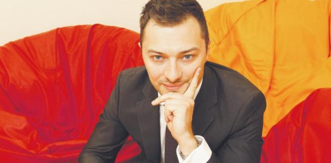Michał Żukowski/ fot. Borys Skrzyński