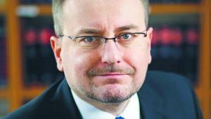 prof. Bogumił Szmulik kierownik Katedry Prawa Konstytucyjnego Porównawczego i Współczesnych Systemów Politycznych UKSW w Warszawie