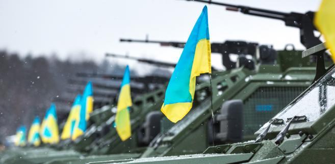 Ukraina-transportery opancerzone