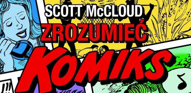 Zrozumieć komiks, Scott McCloud