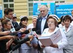 Pielęgniarki przed KPRM: Stan pielęgniarstwa w Polsce jest krytyczny