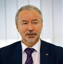 prof. Wiesław Banyś przewodniczący Konferencji Rektorów Akademickich Szkół Polskich, rektor Uniwersytetu Śląskiego