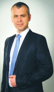 Igor Bąkowski zastępca dyrektora Wydziału Nadzoru Prawnego w Śląskim Urzędzie Wojewódzkim