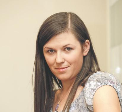 Małgorzata Kryszkiewicz / fot. Wojtek Górski