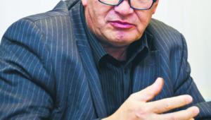 Leszek Pawłowicz, dyrektor Gdańskiej Akademii Bankowej, prof. Uniwersytetu Gdańskiego