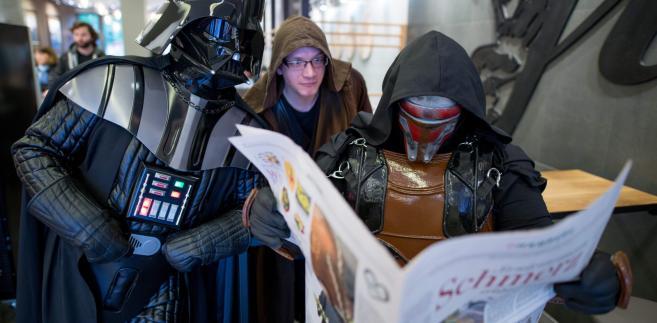 Przygotowania do premiery Gwiezdnych Wojen