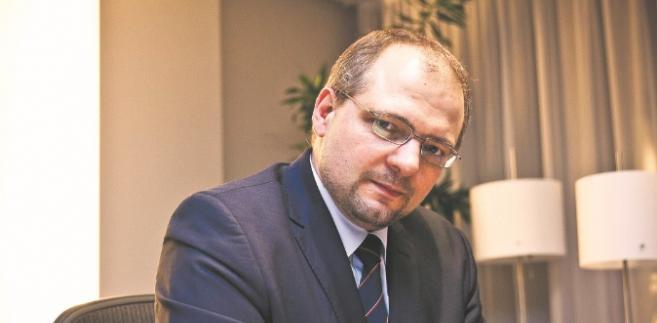 Aleksander Stępkowski / fot. Wojtek Górski