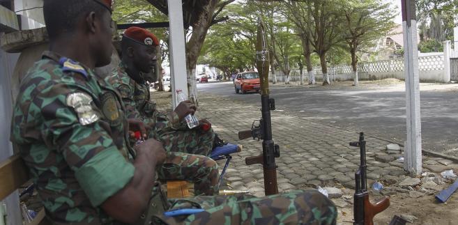 Wybrzeże Kości Słoniowej: Zamach w kurorcie przy plaży