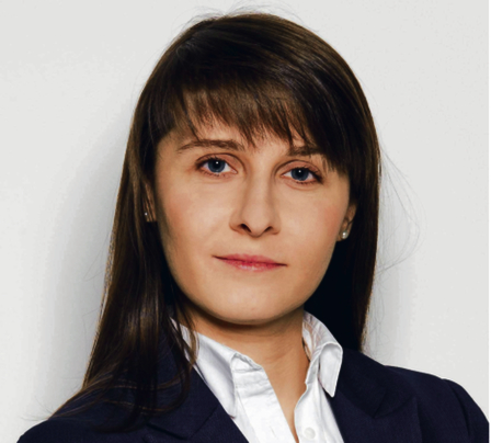 dr Aleksandra Pokropek radca prawny w FKA Furtek Komosa Aleksandrowicz