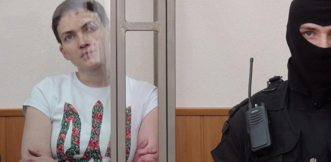 Sąd w Donieckuuznał Nadiję Sawczenko za winną śmierci rosyjskich dziennikarzy Igora Korneluka i Antona Wołoszyna