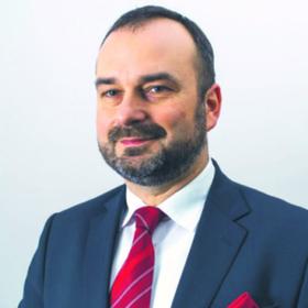 prof. Maciej Gutowski dziekan Okręgowej Rady Adwokackiej w Poznaniu