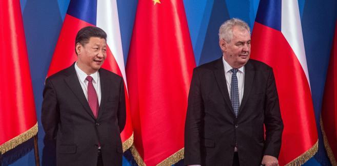 Wizyta chińskiego prezydenta Xi Jinpinga w Pradze zakończyła się w środę podpisaniem 30 porozumień gospodarczych