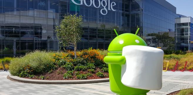 UE: KE nakłada na Google karę za praktyki dotyczące Androida