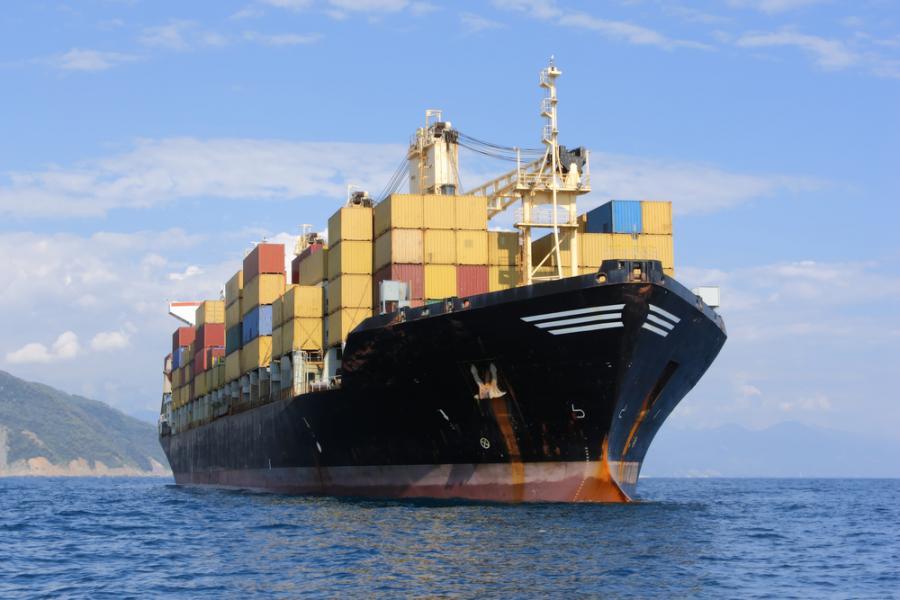 statek, morze, armator