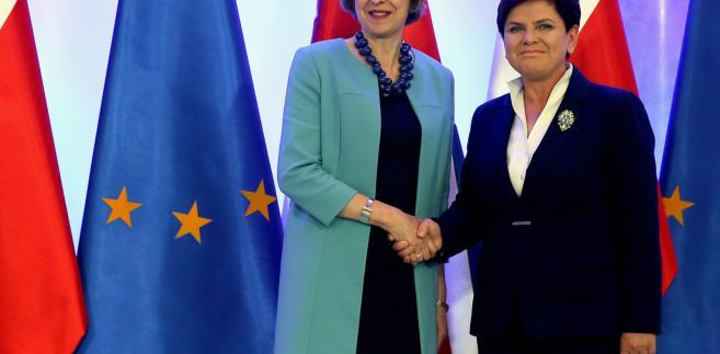 Polska premier zapowiedziała ponadto, że w najbliższym czasie odbędą się konsultacje międzyrządowe obu krajów