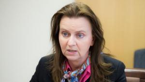 Gertruda Uścińska. Fot. Wojtek Górski