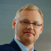 Paweł Gruza, podsekretarz stanu w Ministerstwie Finansów