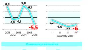Wskaźniki wzrostu gospodarczego