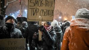 Spacer świdnicki, czyli protest przeciwko telewizyjnej propagandzie, 5 lutego 2017 r