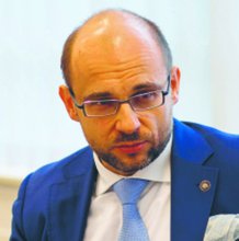 dr hab. Arkadiusz Radwan przewodniczący zespołu Instytut Allerhanda Fot. Rafał Siderski
