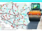 Kolejne drogi wypadają z rządowych planów