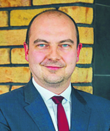 Daniel Ozon, p.o. prezesa Jastrzębskiej Spółki Węglowej