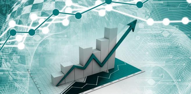 Europejskie biuro statystyczne dla porównania podało też dane dotyczące amerykańskiej gospodarki.